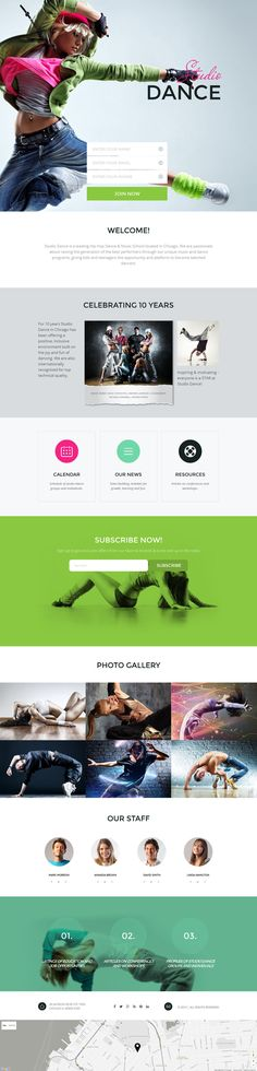 $8 (was $14, save 40%, offer end October 30, 2015), BestSeller , Dance Studio Responsive Landing Page (1 page) Template (Can be used for many others category site), http://store.templatemonster.com/landing-page-template/55595.html?aff=PhoenixStudios_Ca