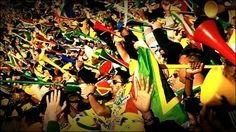 be in the crowd during Brazil's World Cup.