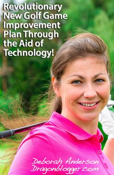 Learn about some technology that will help you with your golf game and participate in the Kickstarter campaign. You can brag about being there when it all started, with this innovative game changing technology!