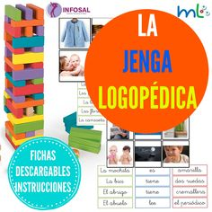 Our teacher Nazaret Castilla tells us in this post how we can do a jenga to work the language. Jenga, Online Education Programs, Going To University, Secondary Teacher, Schools First, Online College, Education English, Therapy Activities, Workplace