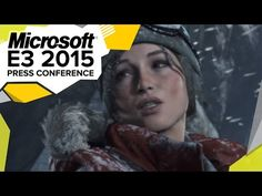 Rise of the Tomb Raider Gameplay Demo - E3 2015 Microsoft Press Conference - YouTube