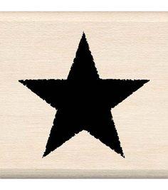 Inkadinkado Star Stamp