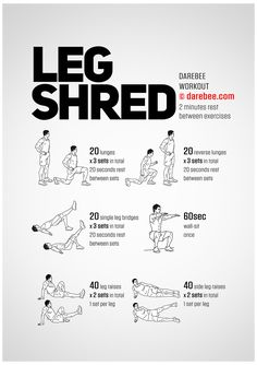 leg workout at home for men