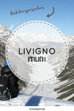 """Wintersport in Livigno: Freeriden, Heliskiing, Fatbiking, Schneeschuh wandern, Ski fahren uvm sind in """"Klein Tibet"""" in der Lombardei auf 1816m möglich. http://www.cityseacountry.com/de/livigno-winter-outdoor-paradies-italien/"""