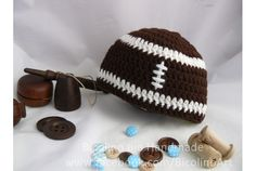 Rugby palla, berretta, capello, cuffia ad uncinetto