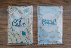 Ay Peque qué Calor!! Special Fanzine by PonySucio , via Behance