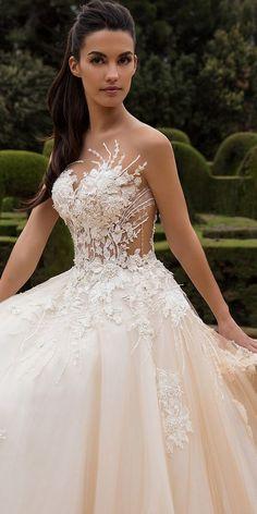 Milla Nova Bridal 2017 Wedding Dresses leona / http://www.deerpearlflowers.com/milla-nova-2017-wedding-dresses/4/