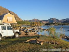 5 favourite campsites in South African parks - Roxanne Reid 4x4, Desert Location, Africa Travel, Campsite, South Africa, National Parks, Adventure, City, Cape Town