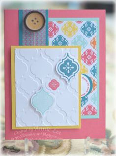 Fitting Mosaic by lovemycards - Cards and Paper Crafts at Splitcoaststampers