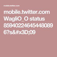 mobile.twitter.com WagliO_O status 859402246454480896?s=09