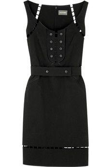 Zac Posen Lattice detail dress  | NET-A-PORTER