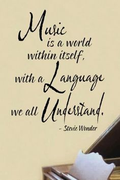 Understand - Stevie Wonder at Sticky Words Vinyl Lettering, LLC Great Quotes, Quotes To Live By, Life Quotes, Inspirational Quotes, Wall Quotes, Quotes Quotes, Super Quotes, Piano Quotes, Status Quotes
