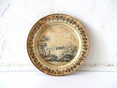 Jahrgang frühen 1800er Jahren Französisch Creil Creamware