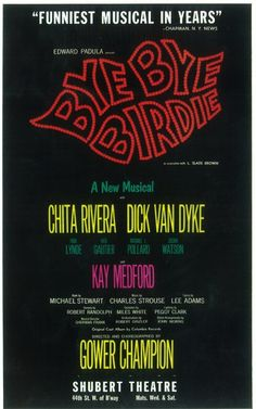 Bye Bye Birdie Gloria Rasputin; Mrs. Johnston
