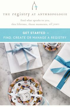 The Registry at Anthropologie