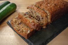 Have a plethora of zucchini to use? These zucchini bread recipes are delicious and easy ways to use it all up! Fresh, full of flavor and tender, you can eat zucchini bread for breakfast, lunch or dessert. Zucchini Bread Recipes, Quick Bread Recipes, Pound Cake Recipes, Zucchini Pineapple Bread, Zucchini Cake, Yummy Recipes, Cookie Recipes, Vegan Recipes, Cake