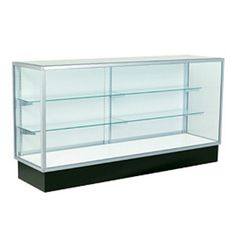 Clearview display cases are just one our new items for sale. These cases are strong, durable and budget friendly for any type of retail store arrangement. Contact us today for more information or order online.  https://storefixturesandsupplies.com/display-cases-showcases/clearview-full-vision-display-cases/