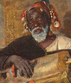 ✨A musician - Gyula Tornai (Hungarian, Black History Facts, Art History, African History, African Art, Black Artwork, Portraits, Classical Art, Renaissance Art, Sculpture