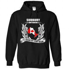 Sudbury, Ontario - #gift for dad #mason jar gift. CLICK HERE => https://www.sunfrog.com/LifeStyle/Sudbury-Ontario-4416-Black-Hoodie.html?68278