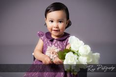 Would you like some flowers?  #repphotography #studioportraits #childrensportraits #theav #theblvd