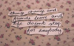 from the perks of being a wallflower, by stephen chbosky