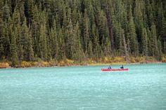 Lake Louise- Alberta , Canadá