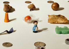 Artist Documents Random Objects Rescued from Her Curious Son's Mouth | Junkculture