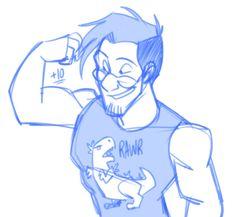 I love cartoonjunkie 'a art it is soooooo good