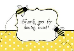 bumble bee decor | ... bee cupcake toppers bee invitation bee party bee tags bumble bee