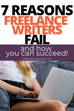My goal with Inspire Your Success podcast is to help you SPEED up success and I'm confident that avoiding these seven mistakes will drastically help you find success as a freelance writer. #freelancewriter #success