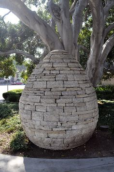 Andy Goldsworthy Egg by Chimay Bleue, via Flickr