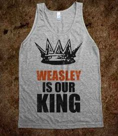 Weasley Is Our King | The 30 Most Perfect Gifts For Your Biggest Harry Potter Friends This Holiday Season