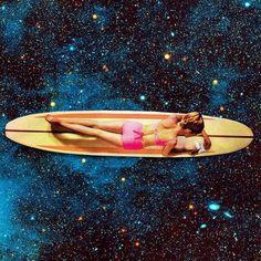 SURFIN the 'VERSE. Get geetered