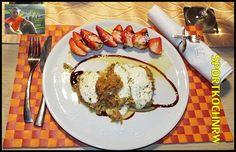"""""""Liebe geht durch den Magen"""" oder wenn das Essen sexy macht!:  AsiatischesKarottenraspeln mit Ei und Mozzerella ..."""