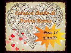 Llego a la ultima parte de este diseño mucho enganchillar y tensar para que la trenza quede perfecta. www.lamacaterine.com