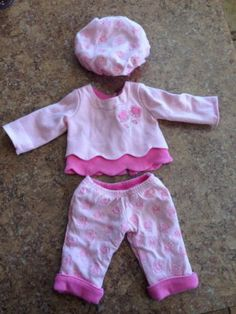 American Girl Bitty Baby 3 PC Outfit | eBay Bitty Baby, 4 Years, Mermaids, American Girl, Blankets, Dolls, Kids, Crafts, Outfits