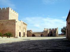 Alcazaba - photo by Robert Bovington http://bobbovington.blogspot.com.es/2012/02/alcazaba-almeria-article-by-robert.html #Almería #Spain #robertbovington #alcazaba