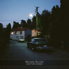 Moose Blood - Moving Home. New favourite EP
