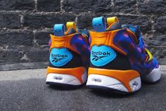 "Reebok Insta Pump Fury ""Mr. Bootle Head"" x Jun Watanabe"