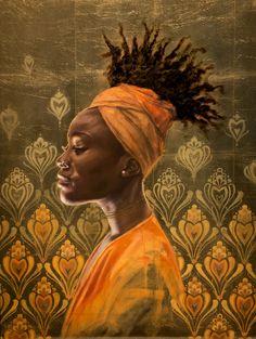 Painting the way for contemporary African art, stroke by stroke, is freelance artist, Sara Golish…. http://afrobougee.com/sara-golish.html#.UylU6f7tLkQ.twitter