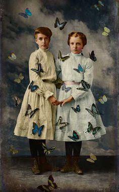 Sisters Corinne Geertsen