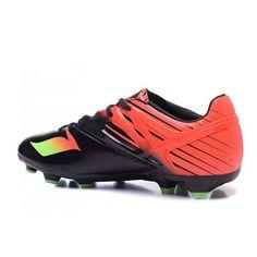 outlet store 99edd d80a8 Adidas Messi - Migliore Adidas Messi 15.1 FG Nero Verde Rosso Scarpe Calcio
