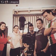 Dia de filmagem para a @hpe com @duamorim @rodrigocredidio e @r_dragone  #acceleratingnext #diversidade #diversity #direitosiguais #direitoshumanos #goodbros #inclusão #inclusion
