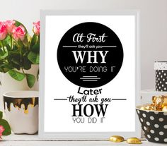 PRINTABLE ART, Printable poster, Instant Download, Motivational Print, Inspirational Quote, Home decor, Office decor, Wall art,Instant print