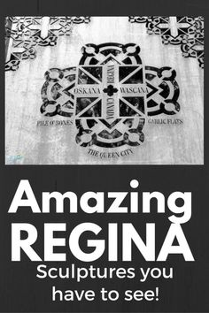 Amazing Regina Sculptures and Monuments You Have to See - Wascana Park Edition Outdoor Art, Canada Travel, Monuments, Sculpture Art, Road Trip, History, Reading, City, Park