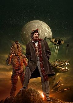 'Terror of the Zygons' by Lee Johnson