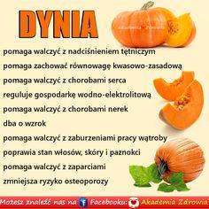 Korzyści zdrowotne dyni - Zdrowe poradniki Cantaloupe, Fruit, Vegetables, Health, Food, Health Care, Essen, Vegetable Recipes, Meals