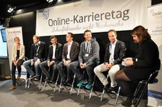 Online-Karrieretag etabliert sich als führendes Event: OnlineMarketing.de war dabei - Mehr Infos zum Thema auch unter http://vslink.de/internetmarketing