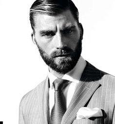 Surprising Suits Hats And Beards On Pinterest Short Hairstyles Gunalazisus