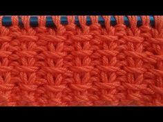 Baby Knitting Patterns, Knitting Stitches, Stitch Patterns, Sewing Patterns, Crochet Patterns, Baby Cocoon, How To Start Knitting, Knitting Videos, Diy Crafts